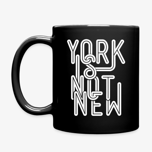 York Is Not New - Full Color Mug