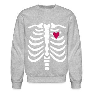 Bear Heart Pullover - Crewneck Sweatshirt