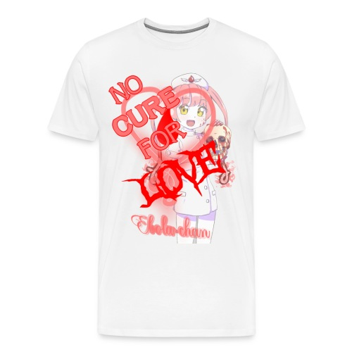 No Cure For Love (3/3) - Men's Premium T-Shirt