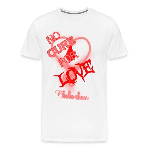 No Cure For Love (1/3) - Men's Premium T-Shirt