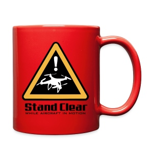 StandClear QuadCupper - Full Color Mug