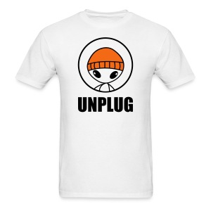 Unplug Tee - Men's T-Shirt