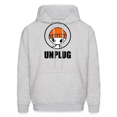 unnplug3 - Men's Hoodie