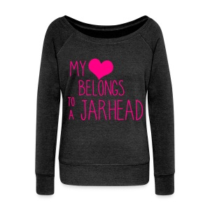 Jarhead - Women's Wideneck Sweatshirt