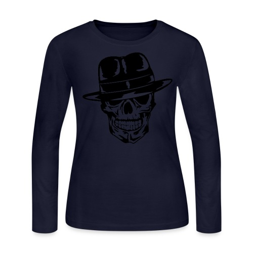 dead head 2 - Women's Long Sleeve Jersey T-Shirt