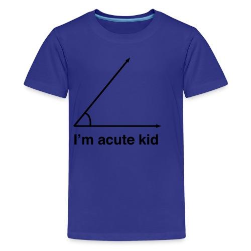Acutie - Kids' Premium T-Shirt