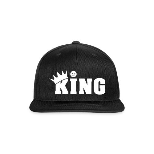 KingMaterial Snapback - Snap-back Baseball Cap