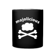Mugs & Drinkware ~ Full Color Mug ~ Mojolicious Pirate Cloud Mug