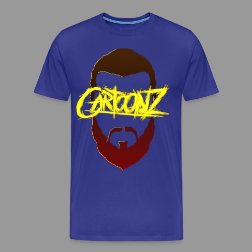 Premium Men's Revere the Beard Shirt - Men's Premium T-Shirt