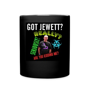 God Stories Radio Official Got Jewett Coffee Mug - Full Color Mug