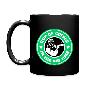 Cup of Coffee in the Big Time - Full Color Mug