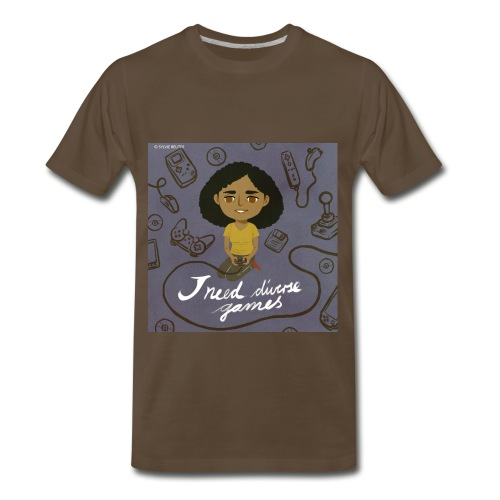INDG Graphic tee v2 - Men's Premium T-Shirt