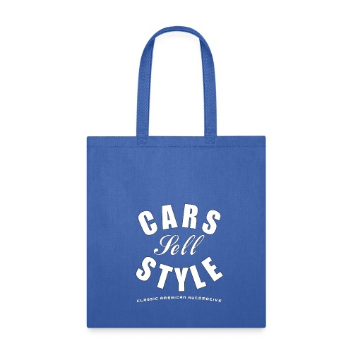 Tote Bag | Cars Sell Style | Classic American Automotive - Tote Bag