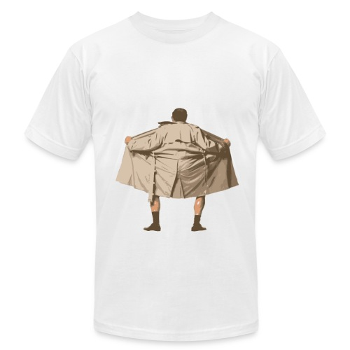 Garden Blend Flashing T-Shirt - Men's Fine Jersey T-Shirt