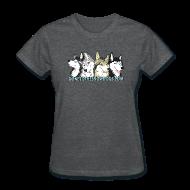 T-Shirts ~ Women's T-Shirt ~ Gone to the Snow Dogs - Women's T-Shirt Standard Weight