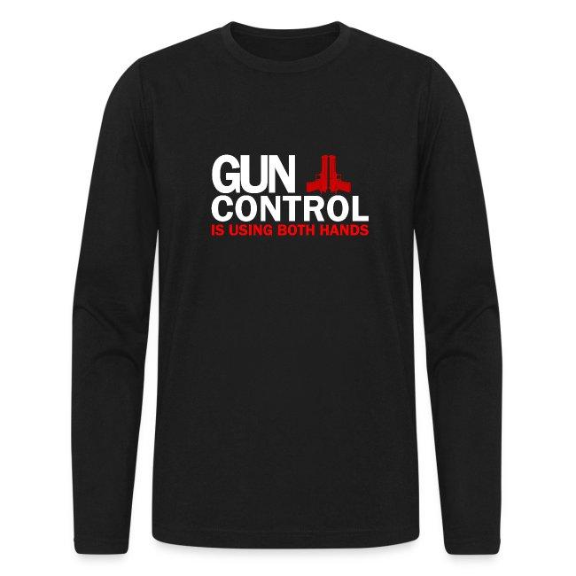Long Sleeved: Gun control