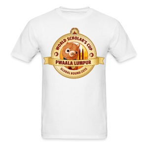Malaysia Global Round T-Shirt - Men's T-Shirt