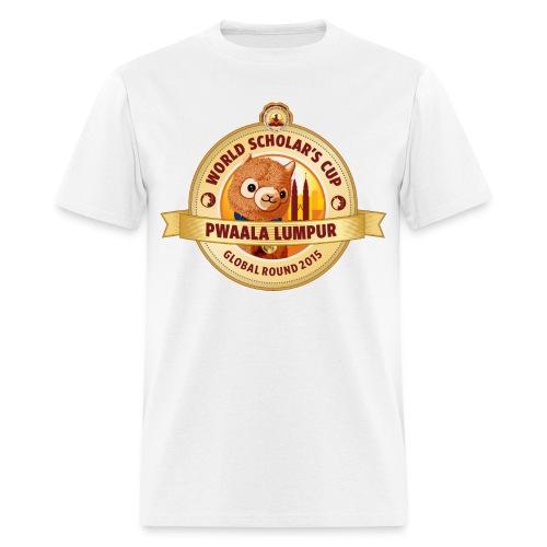 Malaysia Global Round T-Shirt - Men's T-Shirt