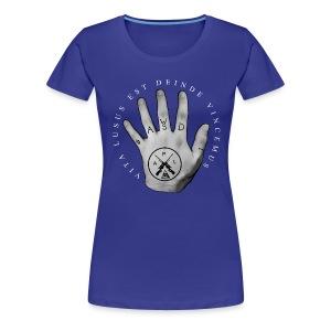 WASD - Women's Premium T-Shirt