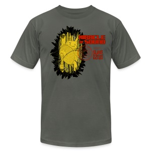 New Black Gold Slim Fit Mens - Men's Fine Jersey T-Shirt