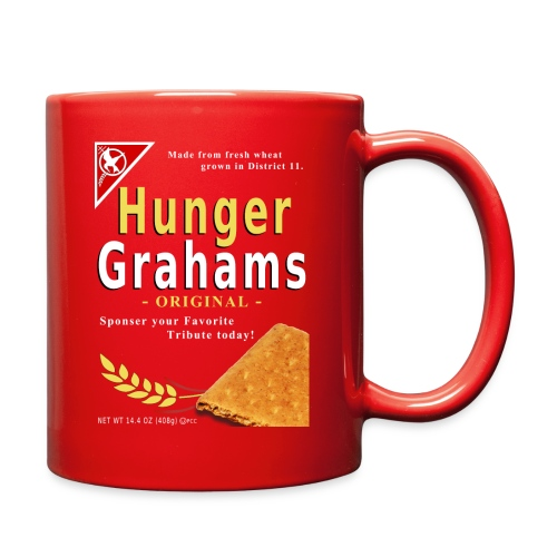 Hunger Grahams Mug - Full Color Mug
