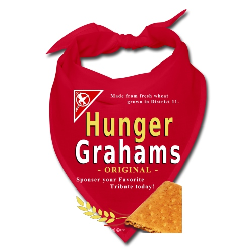 Hunger Grahams Bandana - Bandana