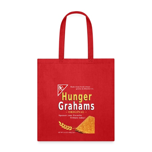 Hunger Grahams Tote Bag - Tote Bag