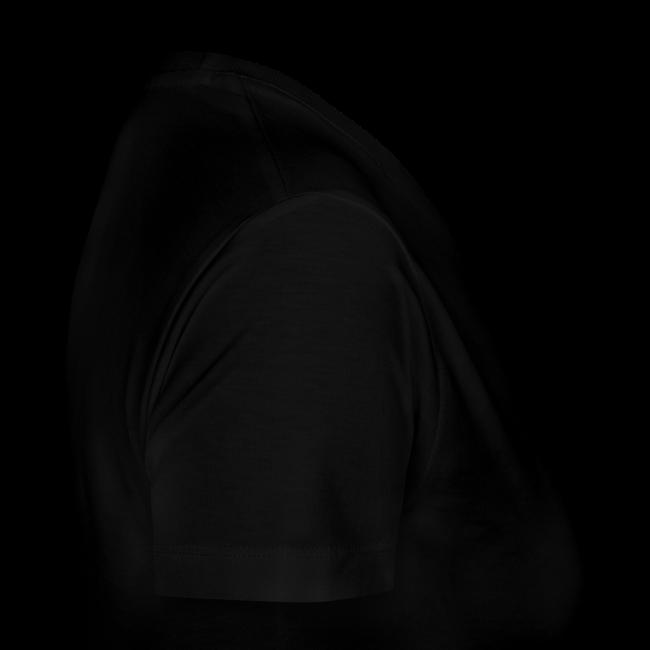 Kingfisher 4 laydeez - Expressionist - BLACK shirt