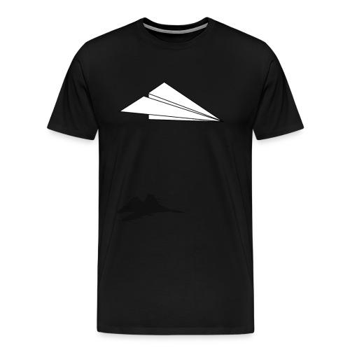 Paper Airplane Dream - Men's Premium T-Shirt