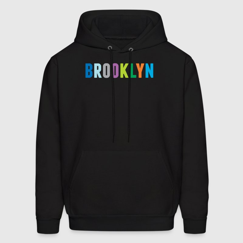 brooklyn by 80kingz Hoodies - Men's Hoodie