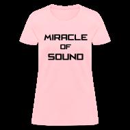 Women's T-Shirts ~ Women's T-Shirt ~ MOS text Womens 2