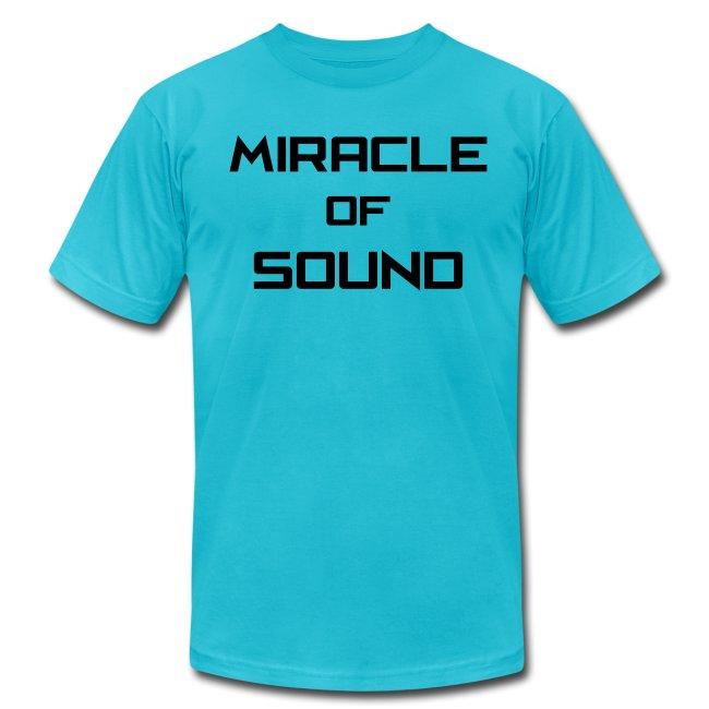 MOS Text Mens T-Shirt AA