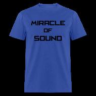 T-Shirts ~ Men's T-Shirt ~ MOS Text Men's 2