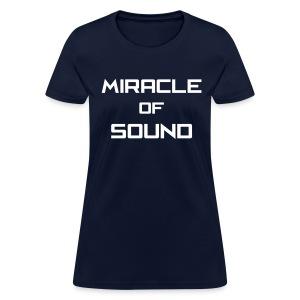 MOS Text Womens 1 - Women's T-Shirt