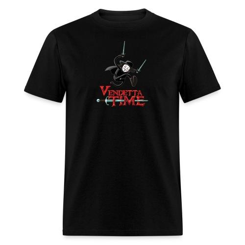 Vendetta Time - Men's T-Shirt