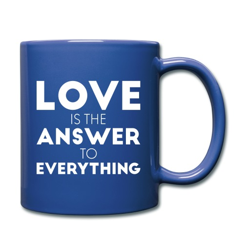 answer - Full Color Mug
