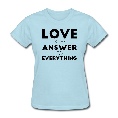answer - Women's T-Shirt