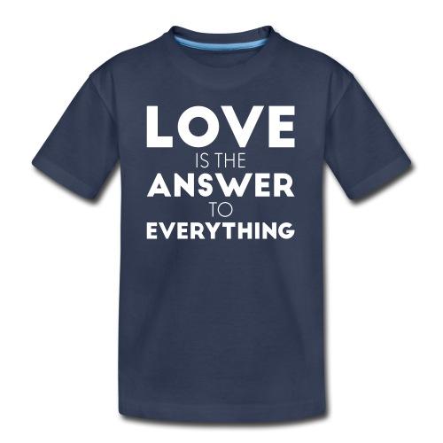answer - Kids' Premium T-Shirt