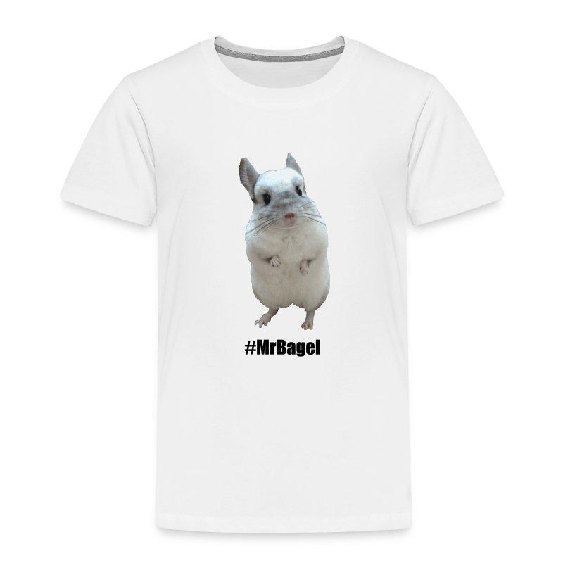 Mr. Bagel Clothing - Toddler Premium T-Shirt