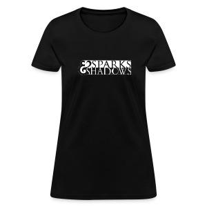 Sparks & Shadows - Women's T-Shirt