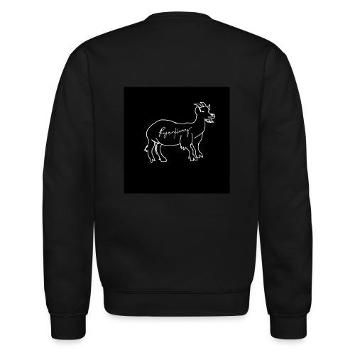 The Goat Crewneck - Crewneck Sweatshirt
