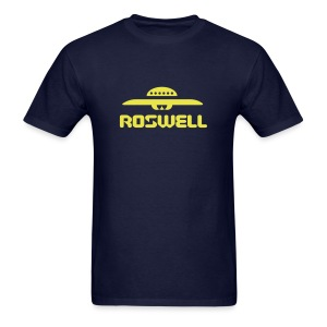 UFO Roswell - Men's T-Shirt