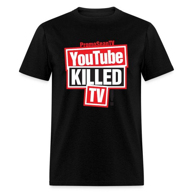 YouTube-Killed-TV Large Print