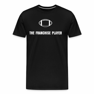 The Franchise Player T - Men's Premium T-Shirt