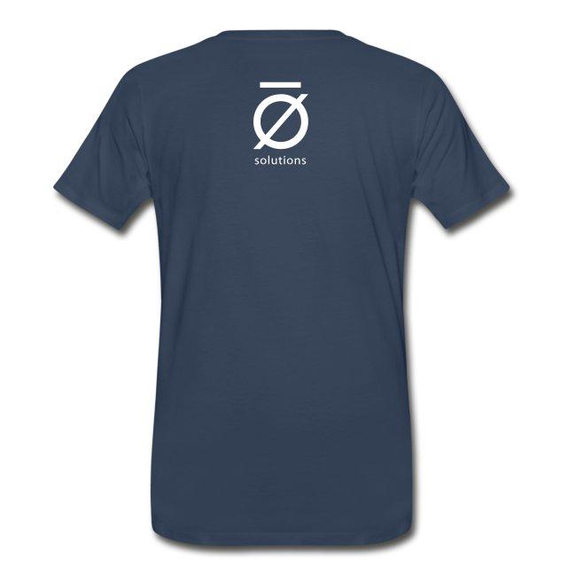 Octo Diver White Logo