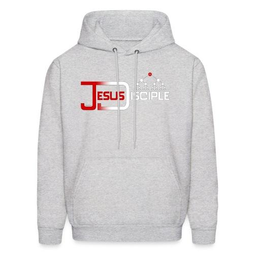 Jesus Disciple | HEartHeaven - Men's Hoodie