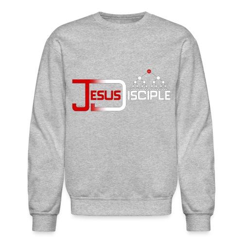 Jesus Disciple | HEartHeaven - Crewneck Sweatshirt