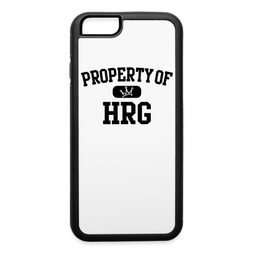 HRG iPhone 6 Phone Case - iPhone 6/6s Rubber Case