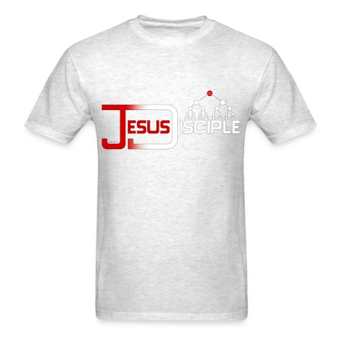 Jesus Disciple | HEartHeaven - Men's T-Shirt