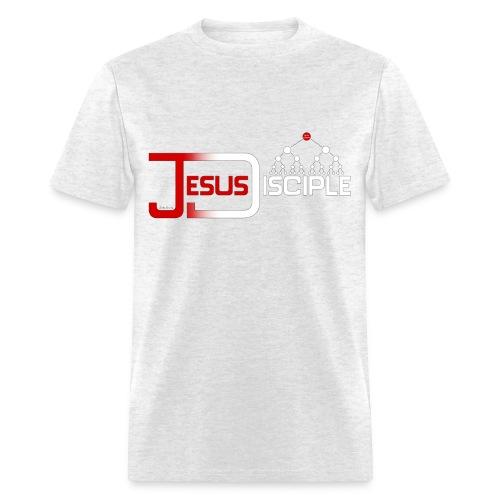 Jesus Disciple   HEartHeaven - Men's T-Shirt